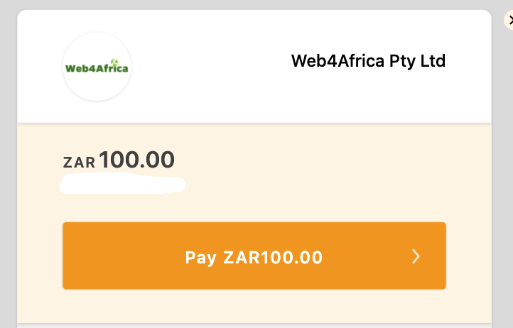 Pay with Bank (South Africa)