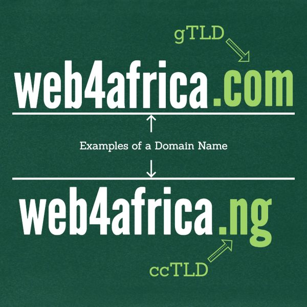 TLD means Top-Level Domain. Examples of TLDs